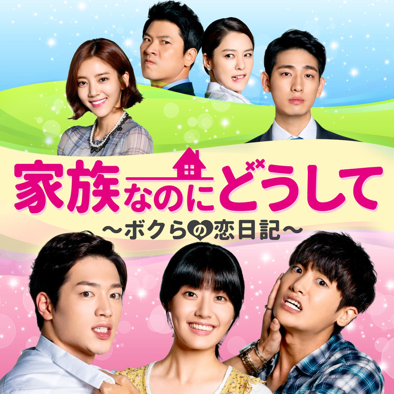 韓国ドラマ-家族なのにどうして~ボクらの恋日記~-あらすじ-感想