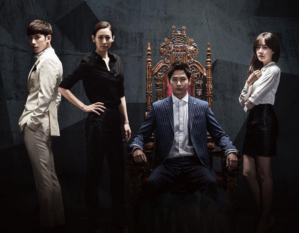 韓国ドラマ-モンスター〜その愛と復讐〜-あらすじ-視聴率