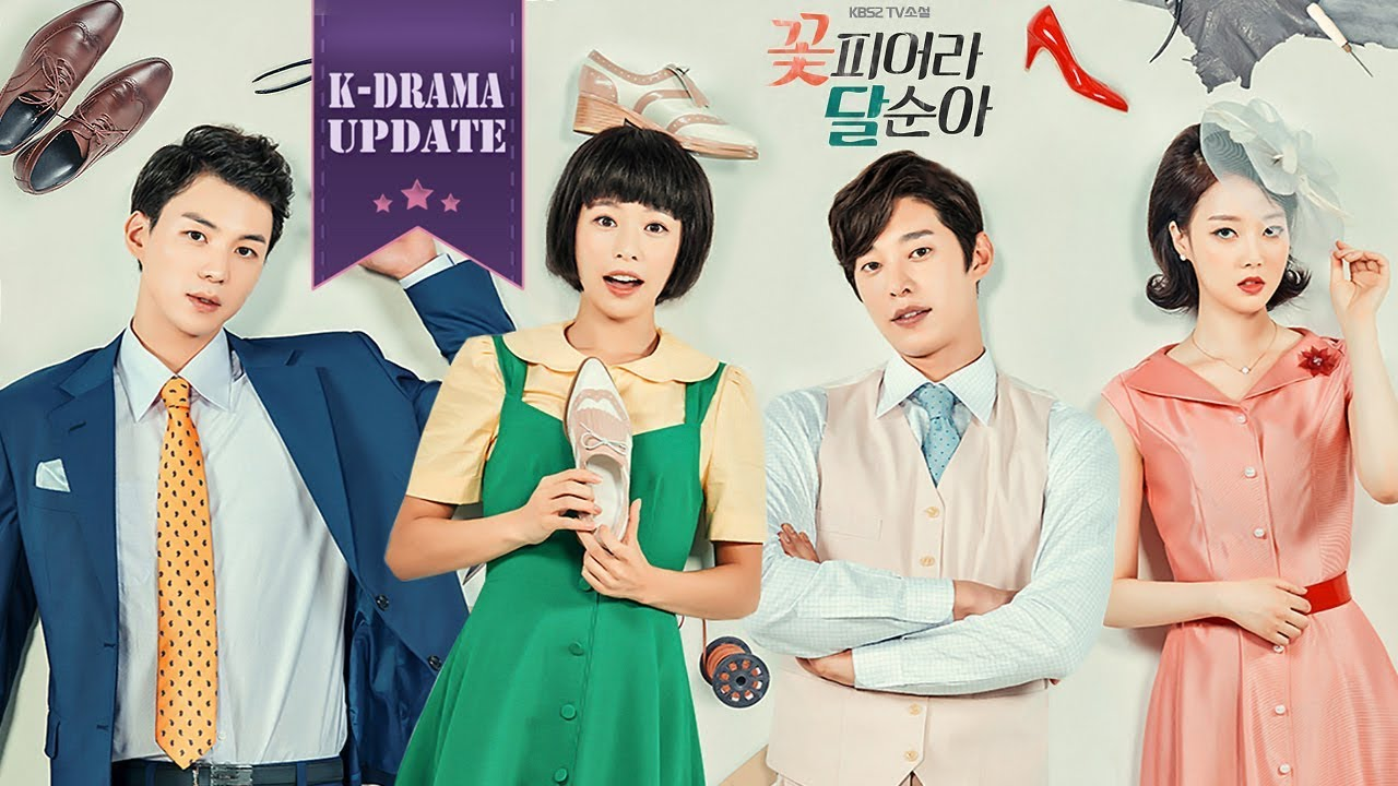 韓国ドラマ-花を咲かせろ!ダルスン-あらすじ-キャスト