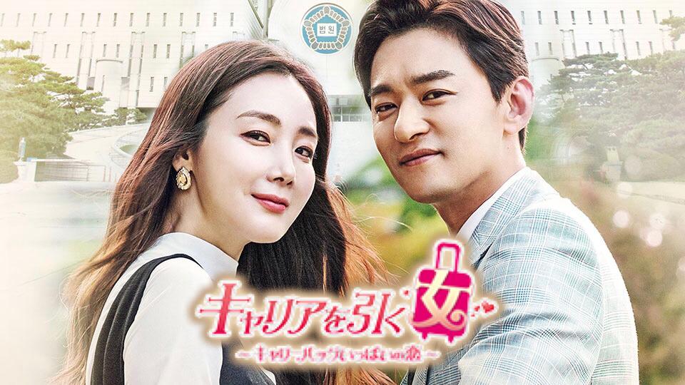 韓国ドラマ-キャリアを引く女-あらすじ-視聴率